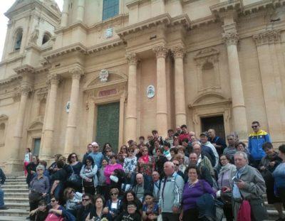 Visita sociale in Sicilia
