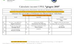 Calendario Mese Giugno.Giugno 2018 Auser Grassano