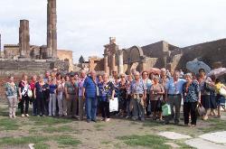 Gita agli scavi di Pompei