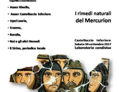 I rimedi naturali del Mercurion