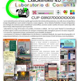 Progetto Laboratorio di Comunità conclusione