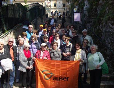 Auser Potenza a Palermo