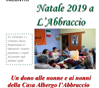 Natale 2019 a L'Abbraccio
