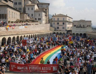 Il 9 ottobre torna la marcia Perugia-Assisi.