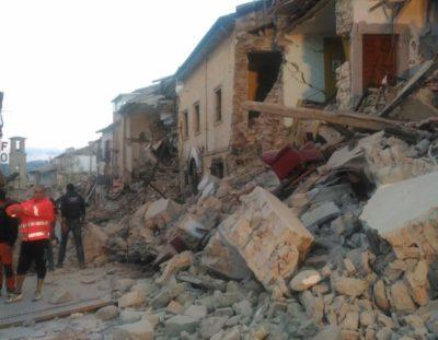 Terremoto Centro Italia. Scatta la solidarietà di Auser