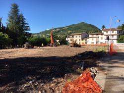 A Pieve Torina dopo il terremoto, la vita ricomincia dalla scuola