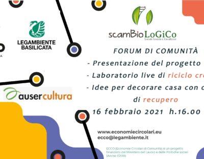Forum Laboratorio di Comunità