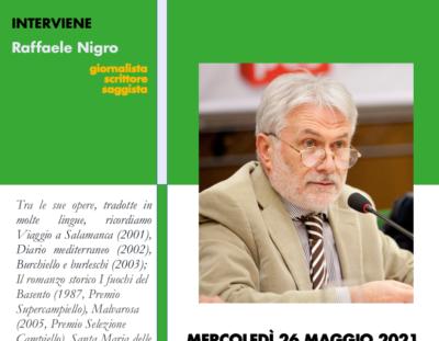Incontro con Raffaele Nigro