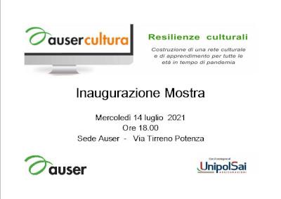 "La Mostra ""Resilienze culturali"""